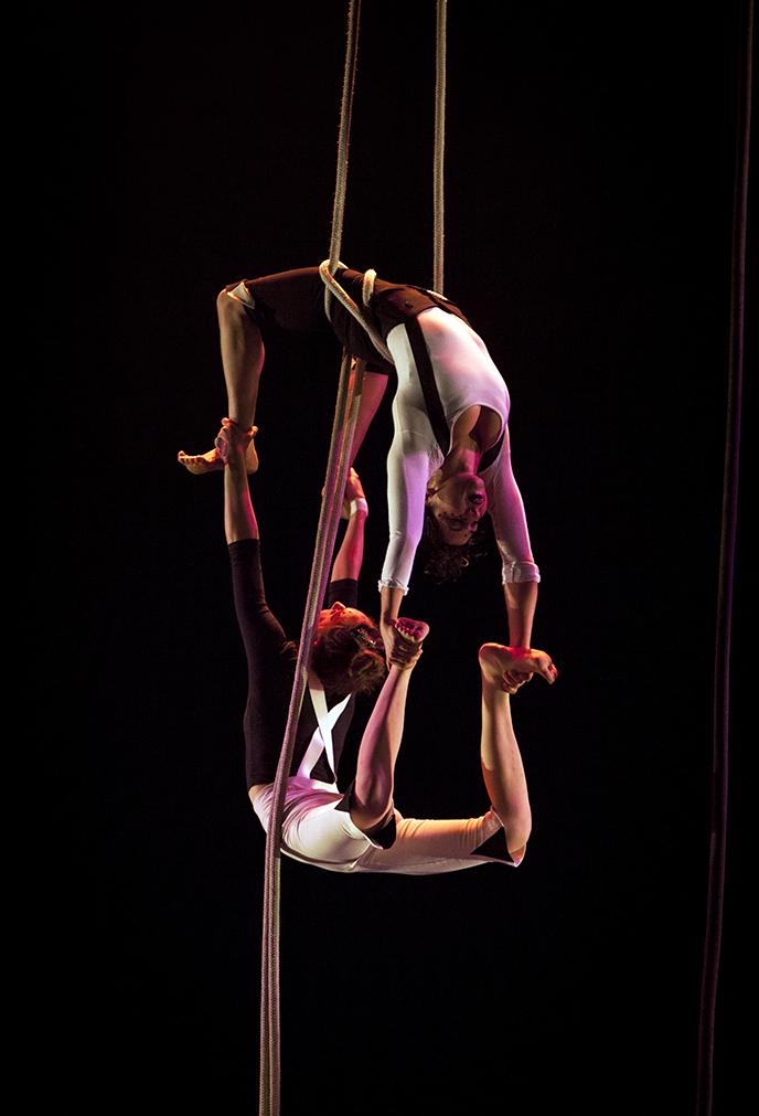 Scene from Circus Luminous.