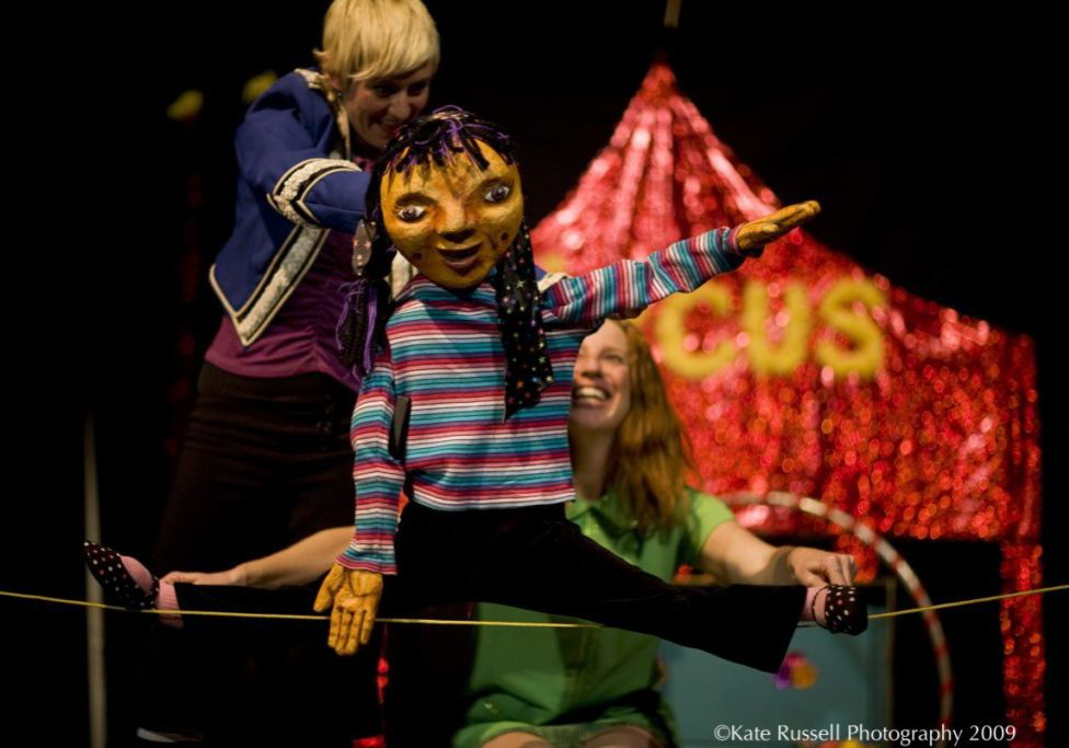 Wise Fool's 2009 Puppet Tales